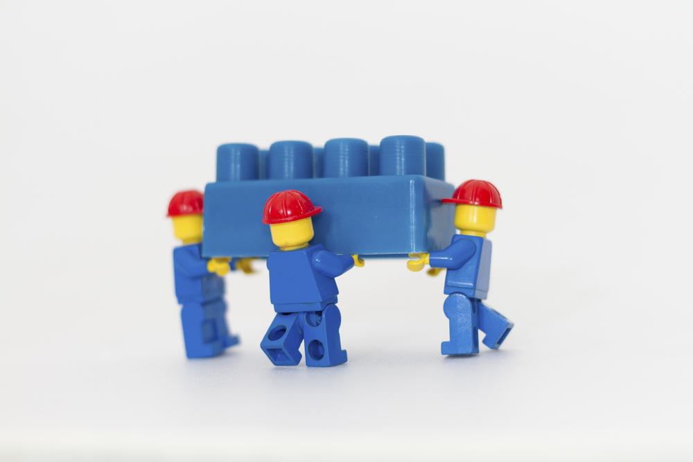 Lego e branding na gestão de marcas